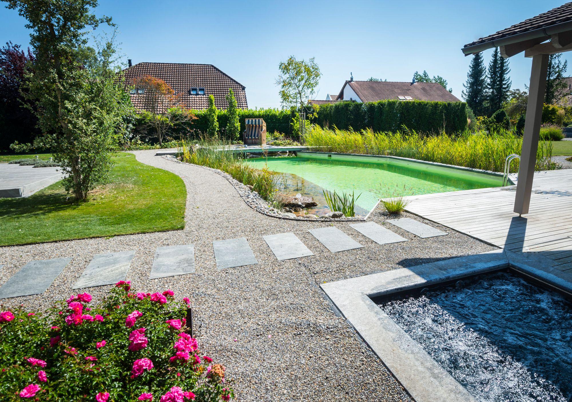 Gartengestaltung Weiningen TG 1.0